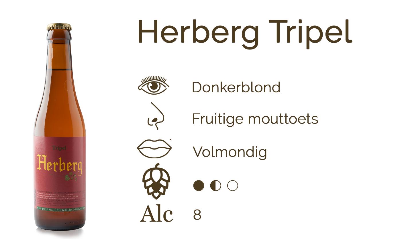 Smaakfiche voorstel 3 Herberg tripel